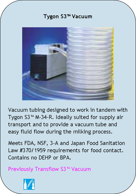 Tygon S3™ Vacuum