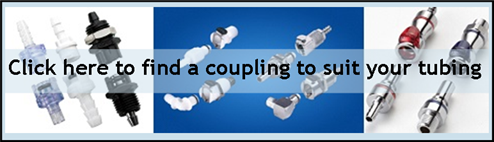 Click here to find a coupling to suit your tubing
